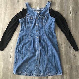 Jean Old Navy Dress